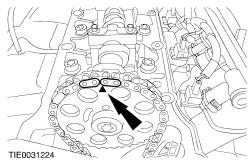 Замена цепи ГРМ 1.6 Форд
