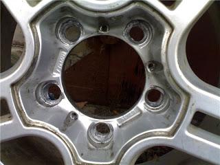 Ударные головки для литых дисков  Проблемы при шиномонтаже.